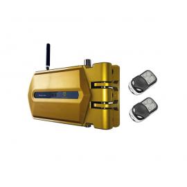 Cerraduras Goldenshield + 2 mandos a distancia