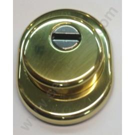 Escudo Protector de Cilindro Antitubo SEGURCLAU (Perfil Europeo)