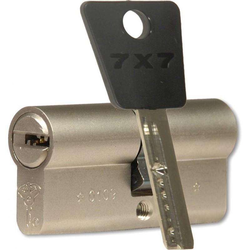 Cilindro mul t lock 7x7 bombin europeo for Bombines de alta seguridad