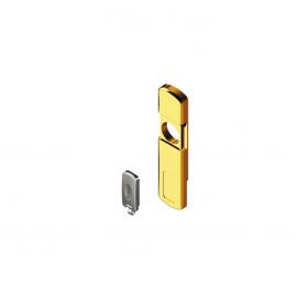Adaptador Placa DISEC MG060 para escudos