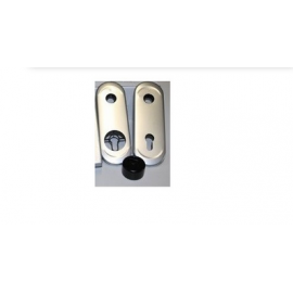 Juego de placas para cerraduras perfil europeo MIA / ATRA / DIERRE