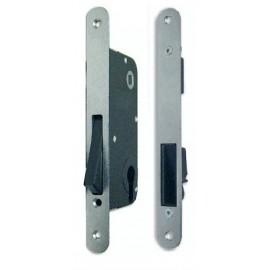 Cerradura Magnética Metálico - Para Cilindro de Distancia de 85mm entre Centros