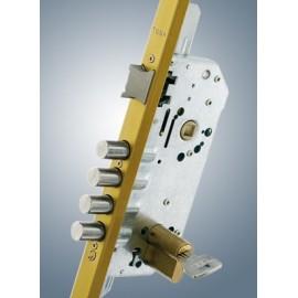 Cerradura Tesa 20-AB - Antipánico - Cilindro Golpe y Llave