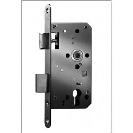 Cerradura Dorma Standard 271 - Uso Normal - Cilindro Golpe y Llave (Caja Europea) - Sin Cilindro