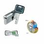 Kit Basico Seguridad Escudo DISEC (Serie ROK) + Cilindro Mul-T-Lock MT5+ Reforzado