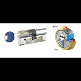 Kit Escudo Protector Disec BD280 Rok + Bombín KABA Expert Plus con Refuerzo LAM - 5 Llaves