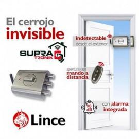 Cerrojo Invisible Lince Supra Tronik 4940TK