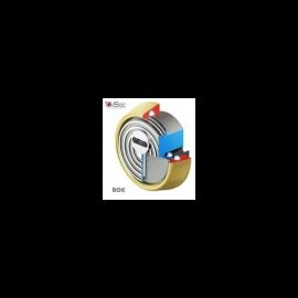 Cerrojo de seguridad Sag EP30  + Bombín EVVA MCS