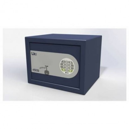 Caja Fuerte de Sobreponer Gama Alta LK 4509 - Llave de Gorjas y Combinación Electrónica