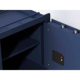 Caja Fuerte de Empotrar Gama Alta LK - Llave de Gorjas y Combinación Electónica
