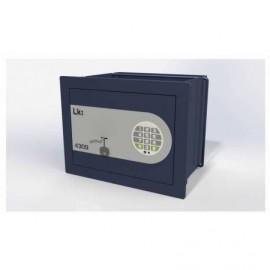 Caja Fuerte de Empotrar Gama Alta LK 4309 - Llave de Gorjas y Combinación Electrónica