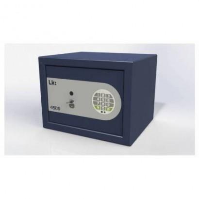 Caja Fuerte de Sobreponer Gama Alta LK - Llave de Puntos y Combinación Electrónica