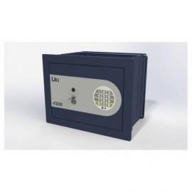 Caja Fuerte de Empotrar Gama Alta LK 4306 - Llave de Puntos y Combinación Electrónica