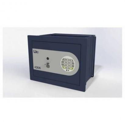 Caja Fuerte de Empotrar Gama Alta LK - Llave de Puntos y Combinación Electrónica