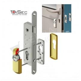 Escudo de Alta Seguridad Estrecho DISEC Serie LG77