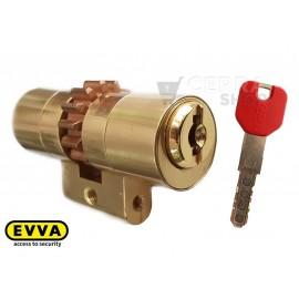 Bombín EVVA MCS Alta Seguridad Magnético (Perfil Suizo para Arcu)