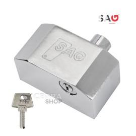 SAG BB5 DB - Candado de Seguridad para persiana