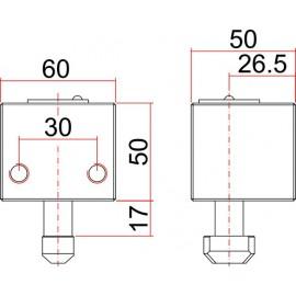 SAG BB4 - Candado de Seguridad para persiana