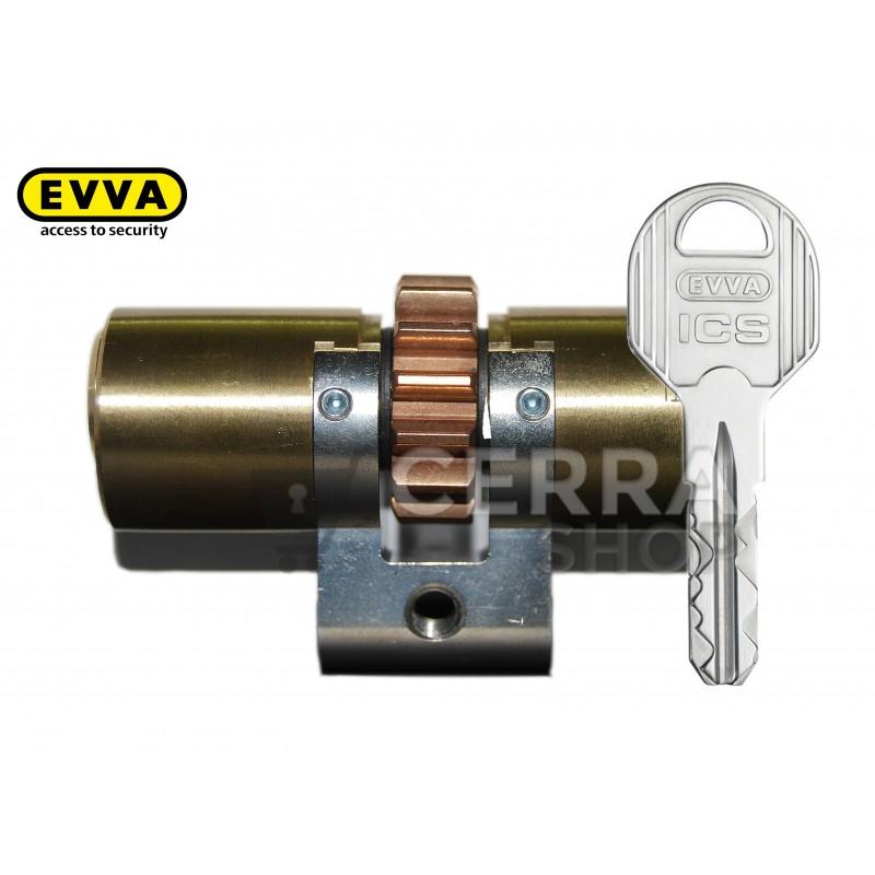 Bombín EVVA ICS - 5 llaves (Perfil Suizo para Arcu)