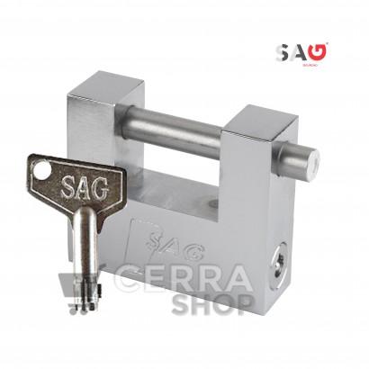 SAG 80P - Candado de Alta Seguridad
