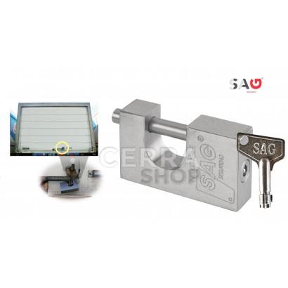 SAG 100A - Candado de alta seguridad