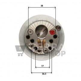 Escudo Protector Magnético DISEC MRM29E Redondo