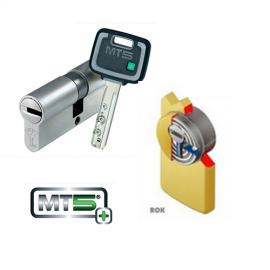 Kit Escudo con Placa DISEC 280EZC ROK + Cilindro MUL-T-LOCK MT5+ Reforzado