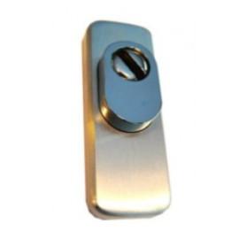 Protector para Cerradura de Perfil Estrecho DISEC LGKBA