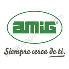 AMIG - Pomos, Cerrojos, Mirilla y Escudo Protector